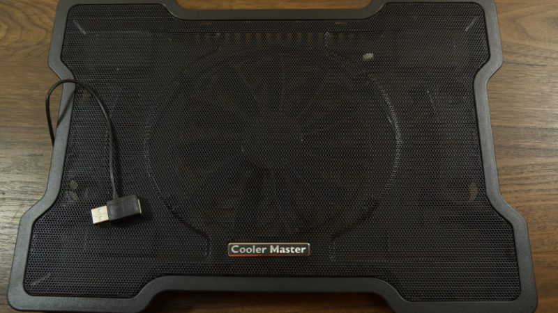 Cooler Master NotePal X-Slim review