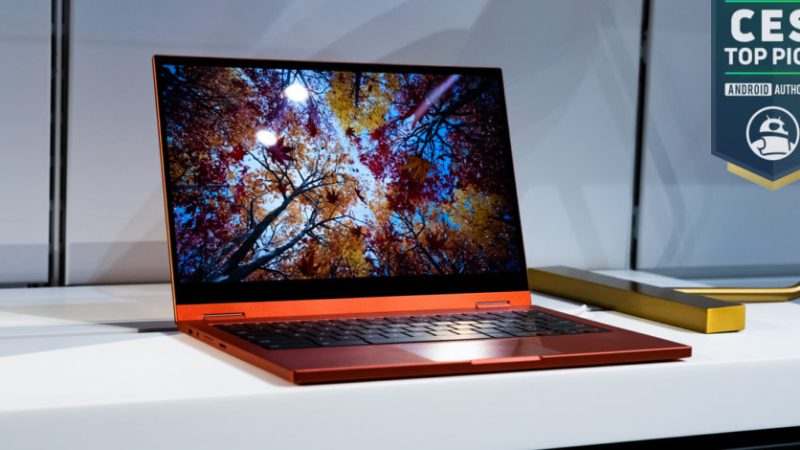 The best new laptops announced at CES 2021