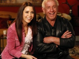 ric flair and Wendy Barlow
