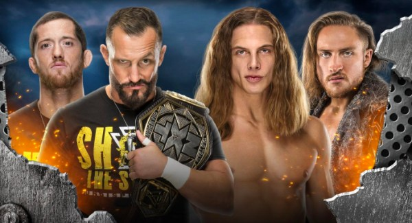 NXT Takeover Results: Undisputed Era vs Broserweights - NXT Tag Team Title Match - ProWrestling.com