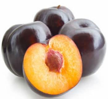 Fruit, Prune fruit de Strasbourg