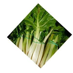 Légume à feuilles blette bio d'Alsace