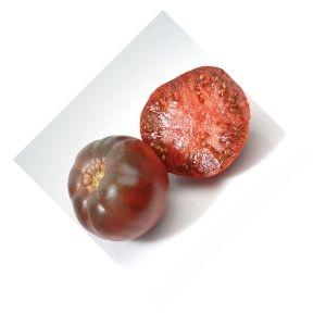 Tomate noir de Crimée Bio d'Alsace