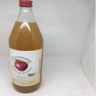 Jus de pomme Bio D'Alsace Herman