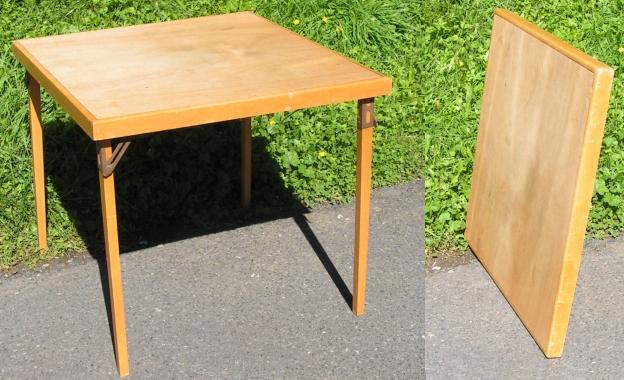 table de bridge proxiloc