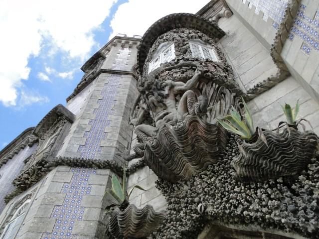 entrada palacio pena portugal sintra