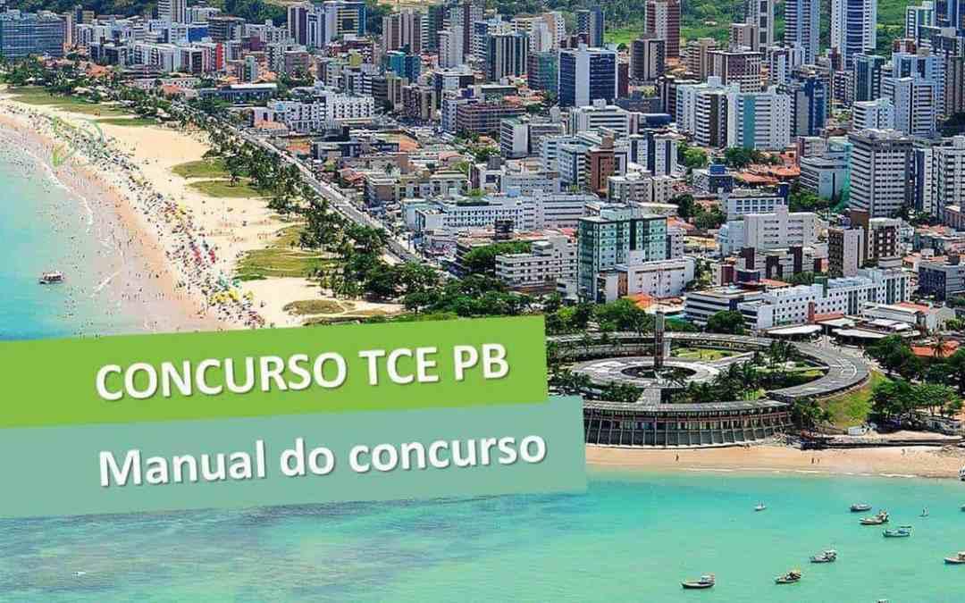 Concurso TCE PB – vagas para Nível Médio e Superior [edital em breve]