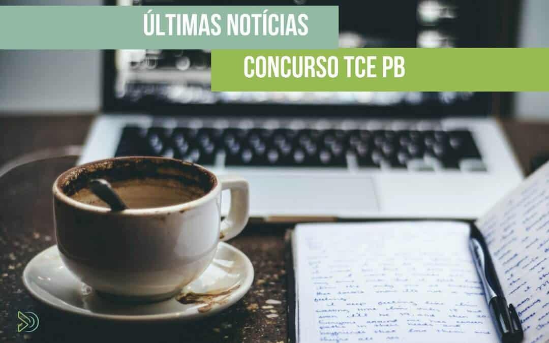 TCE PB – Concurso Suspenso pela Justiça!