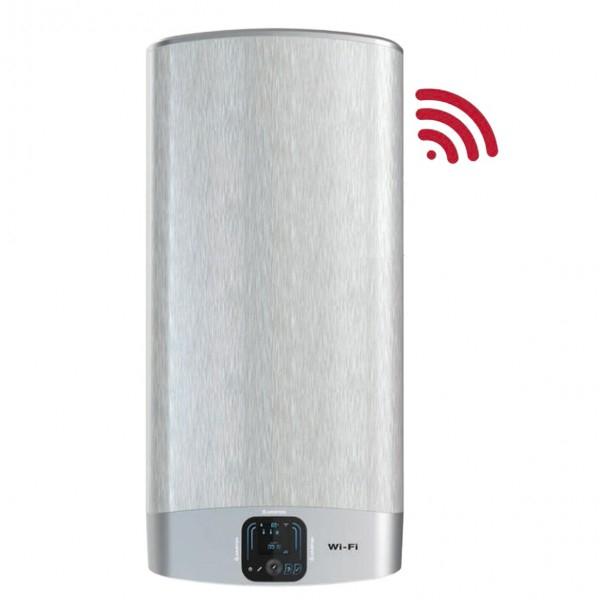 Chauffe Eau Electrique Ariston Velis Evo Dry Wifi 80l Horizontal Ou Vertical Mural Mon Chauffagiste Prive