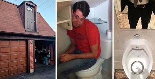 errores en la construcción de una casa con los que te morirás de risa