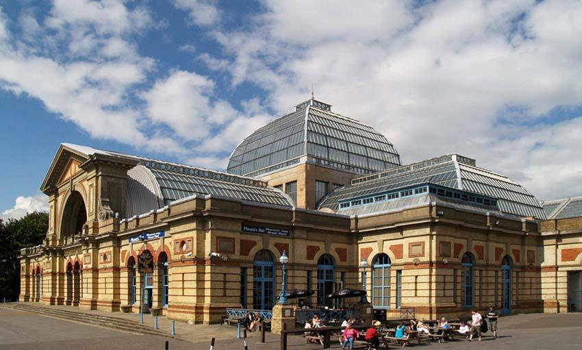 edificios con las mejores vistas de Londres-alexandra palace