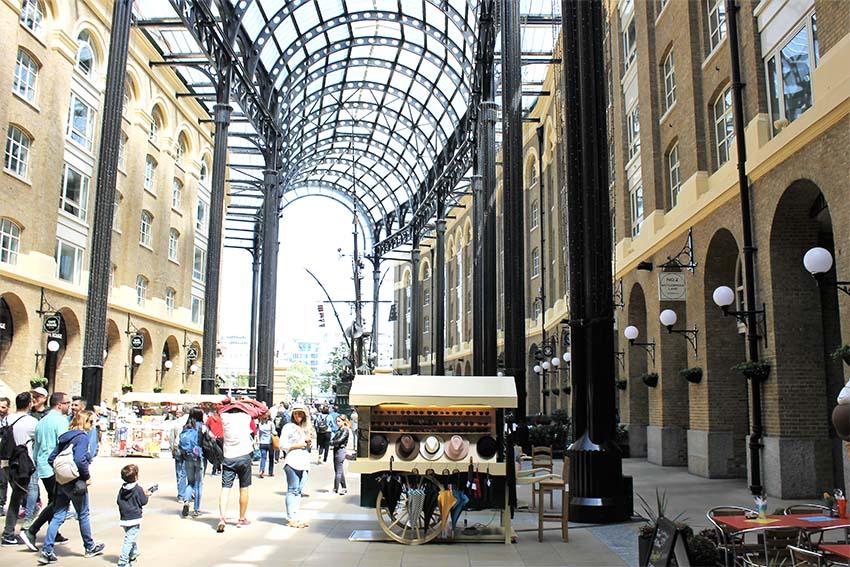 edificios con las mejores vistas de Londres-galerias hay's