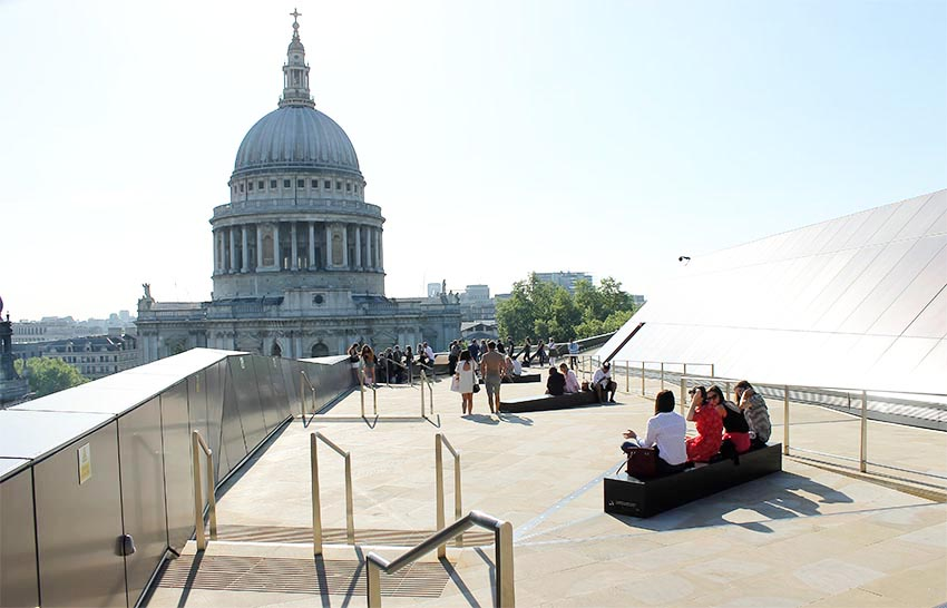 edificios con las mejores vistas de Londres-one new change