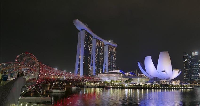 La obra de arquitectura más impresionante del mundo que ha visitado Alexis González