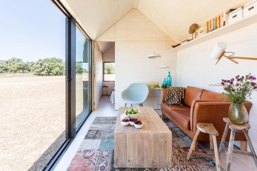 Tiny Houses: Cómo diseñar una casa pequeña que te cambie la vida