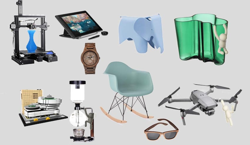 Una selección de los mejores regalos para arquitectos o amantes del diseño