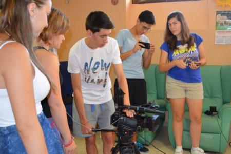 proyecto abraham - calle alta - audiovisuales