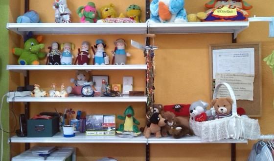 proyecto abraham - tienda caravaca - baldas