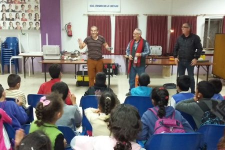 educando familia-taller de ciencias