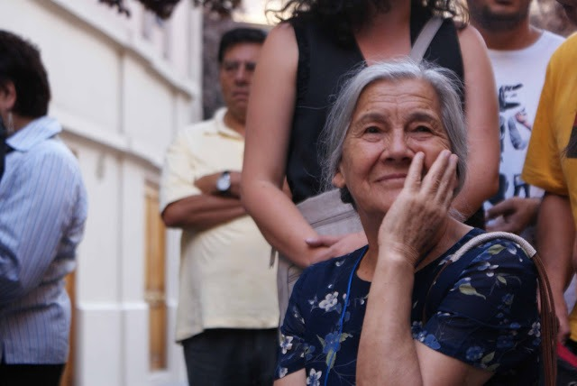 Comunicado Público:Luisa Toledo Sepúlveda, madre de la juventud combatiente, falleció en la mañana de este 6 de julio