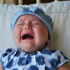 dejar que llore tu bebé