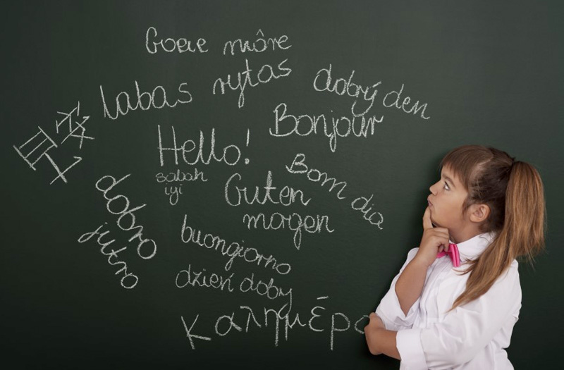 bilingüe
