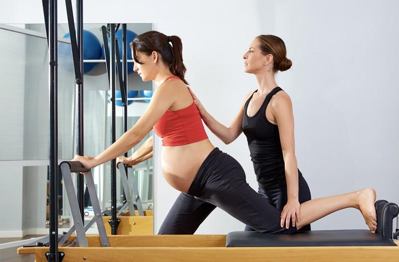 embarazo fit