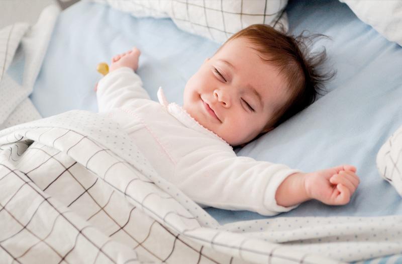 Enséñale a dormir a tu bebé