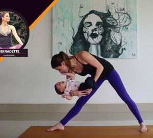 yoga bebé