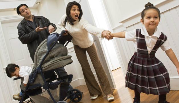 saber si tu familia está sufriendo mucho estrés