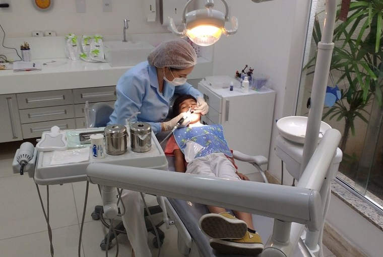 primera vez al dentista