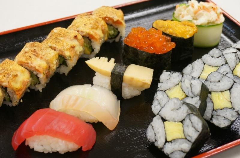 Es recomendable comer sushi durante el embarazo