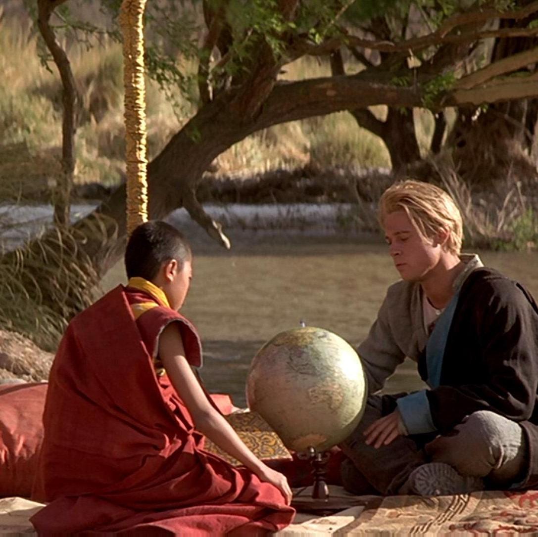 Siete años en el Tíbet