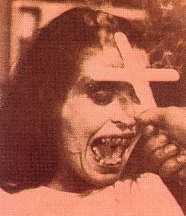 Posesión del diablo