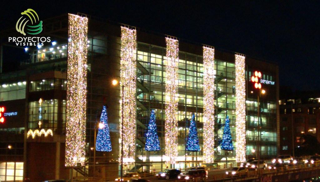 empresa de iluminación navideña