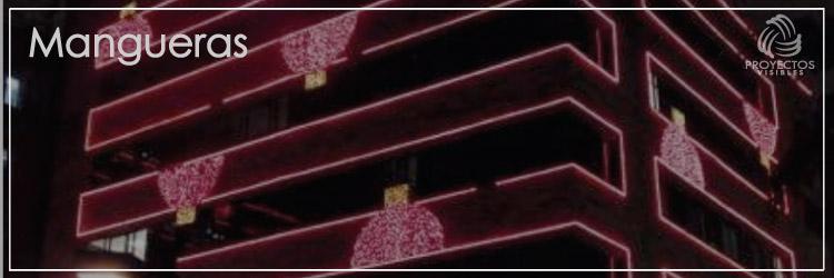 Alquiler de Manqueras de Iluminación de Navidad