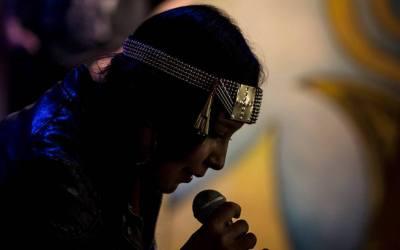 Los guerreros del hip-hop mapuche