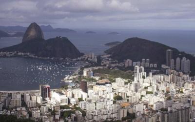 Un waiwai perdido en Rio de Janeiro