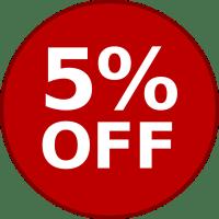 Descompte 5% clients