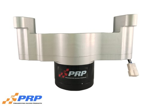 Clear Big Block Chevy Electric Water Pump made by PRP Racing Products