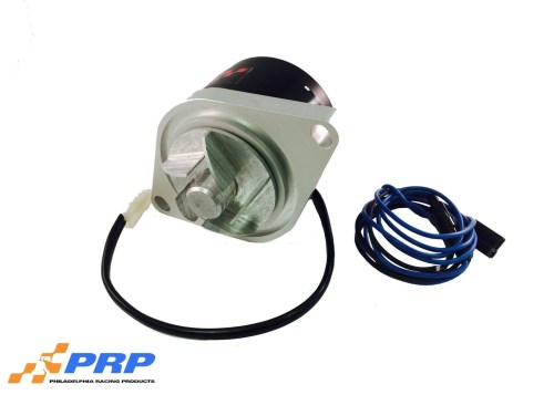 Clear Diesel Electric Water pump made by PRP Racing Products