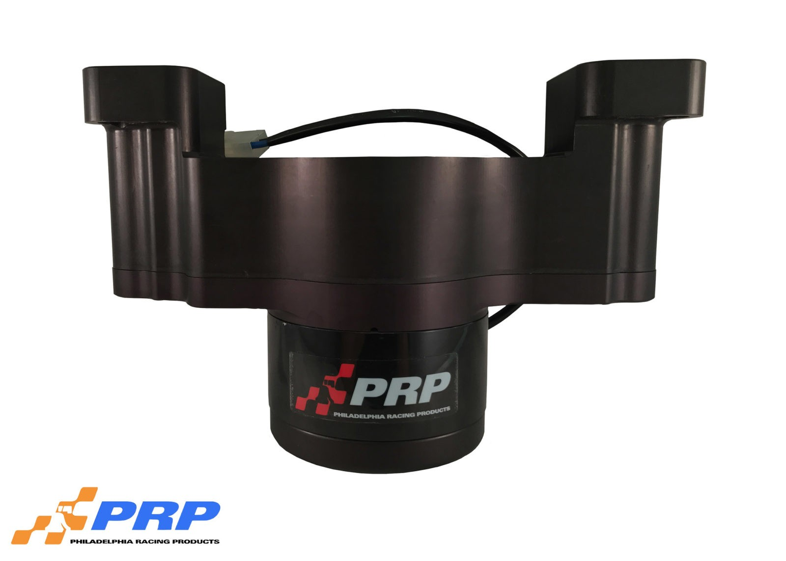 Black Ford Electric Water Pump made by PRP Racing Products