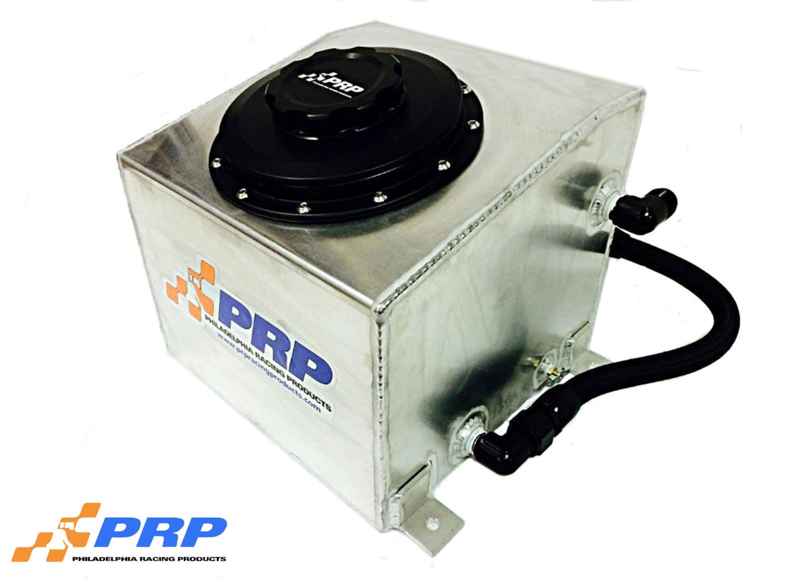 Intercooler tank and plumbing kit made by PRP Racing Products