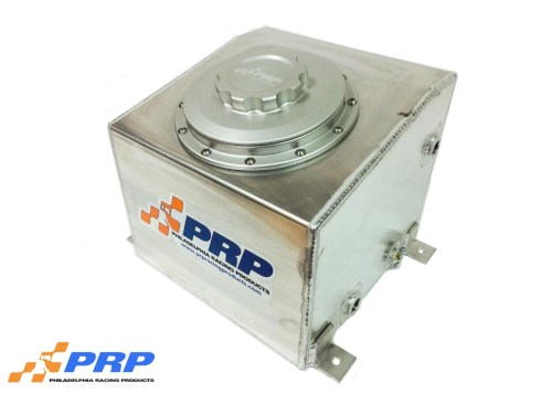 Intercooler tank with clear fill cap made by PRP Racing Products