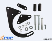 Black Alternator Mounting Brackets made by PRP Racing Products
