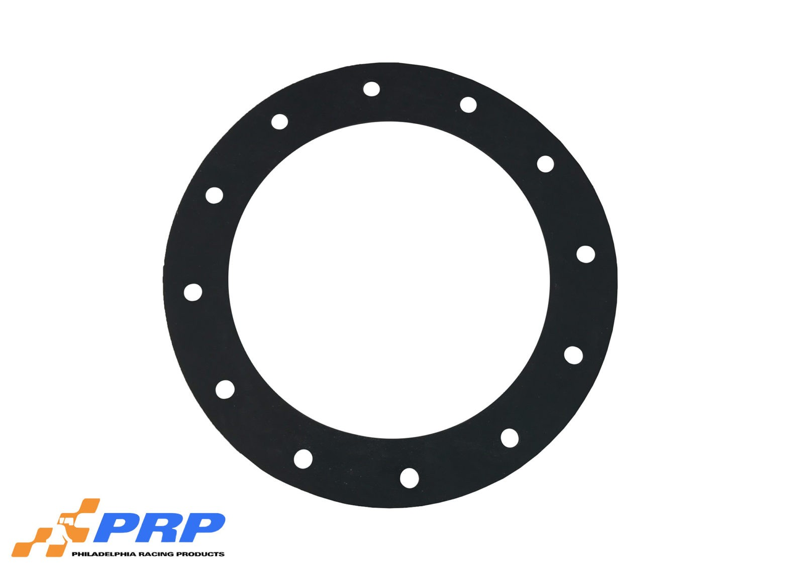 Black 12 Bolt Fuel Cell Gasket by PRP Racing Products