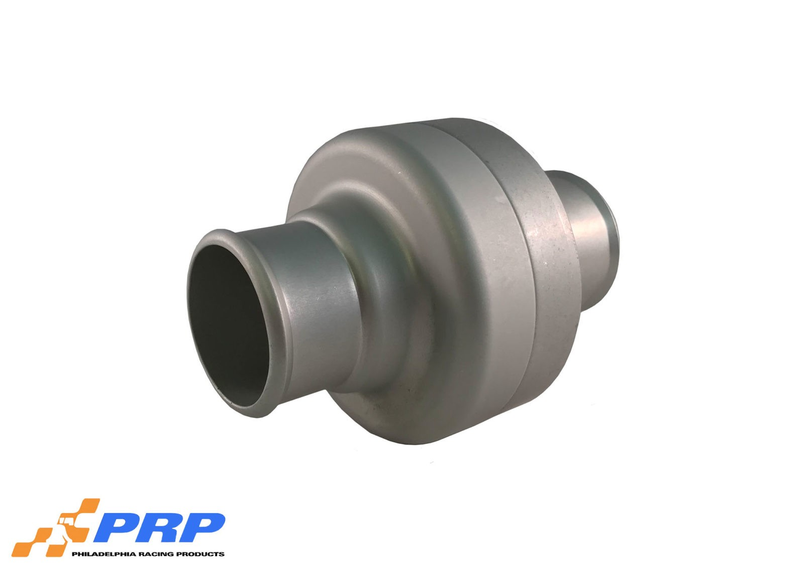 Clear Inline Thermostat Housing Made by PRP Racing Products