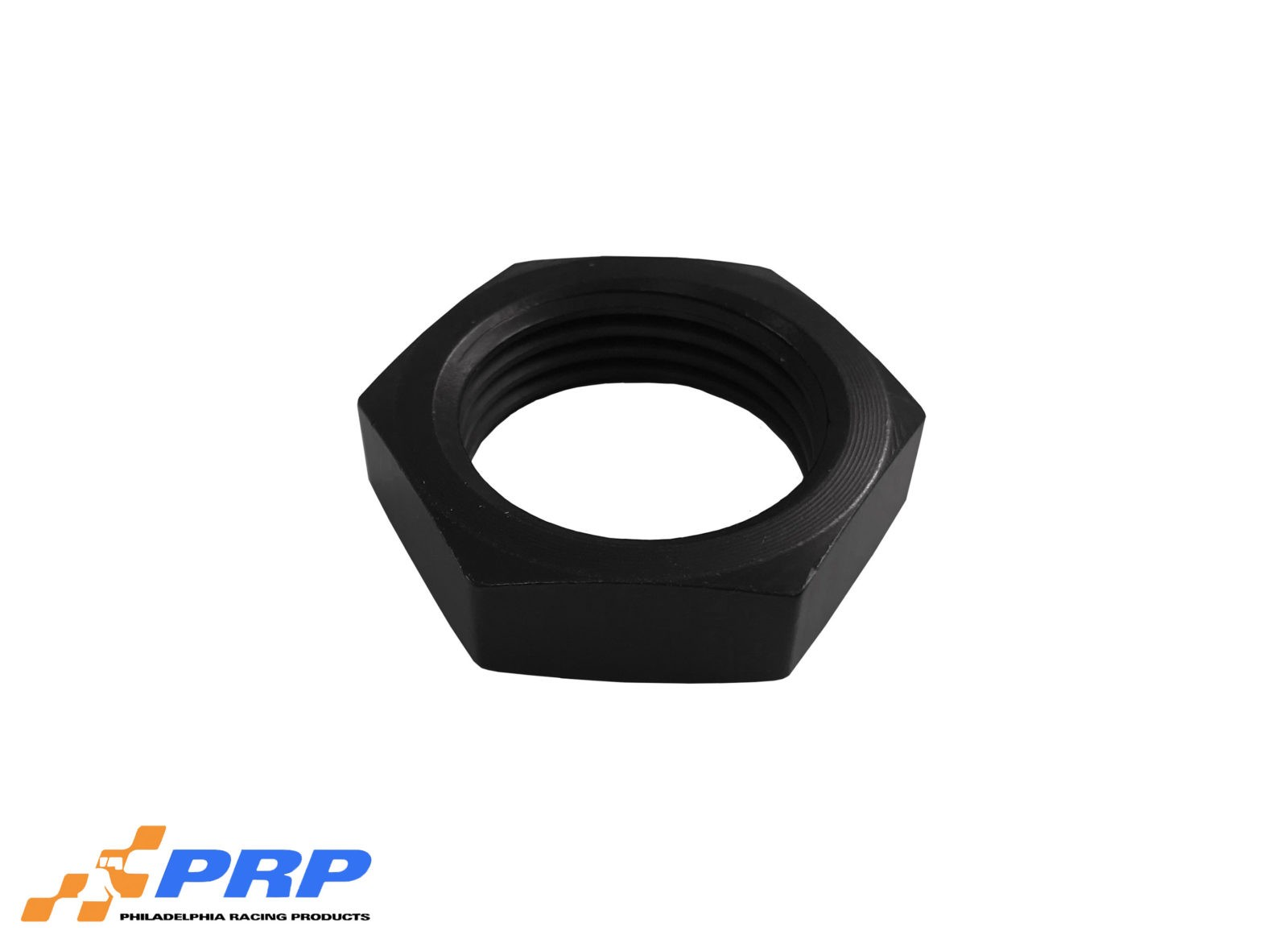 Black Anodized 12AN Bulkhead Nut by PRP Racing products