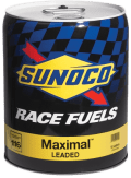 Maximal Sunoco Racing Fuel Philadelphia Racing Engines