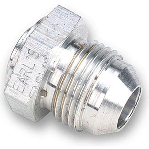 Earl's 997110 10 Male Weld Fitting